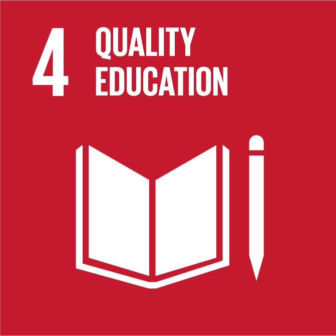 Global Goals quality education fns 17 verdensmål kvalitetsuddannelse