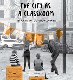 outdoor learning, book, design