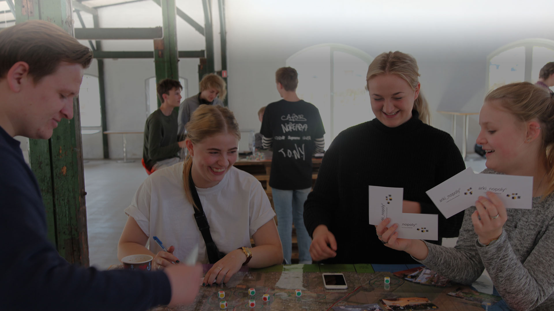 co-design, designing cities with young people